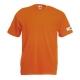 Maglietta manica corta, arancio, fronte