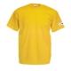 U-shirt giallo girasole