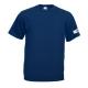 Maglietta manica corta, blu navy, fronte