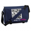 U-PC bag blue-navy/nero