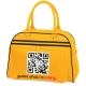 U-bowling bag giallo/nero